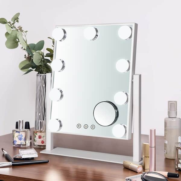 Bsle Makeup Vanity Mirror With Touch