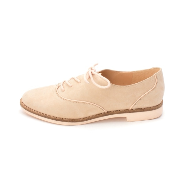 Cole Haan Womens Loreliesam Closed Toe Oxfords - 6