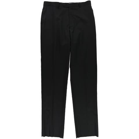 Tommy Hilfiger Mens Pin Stripes Dress Pants Slacks