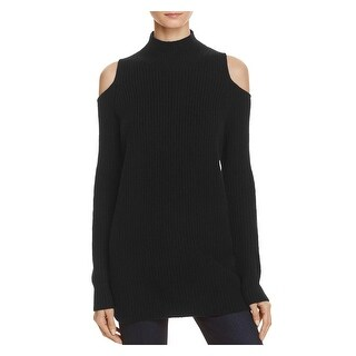 Zoe Jordan Womens Pullover Sweater Wool Cold Shoulder (2 options available)