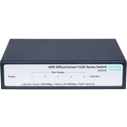 HP Hewlett PackardE 1420 5G Switch JH327A-ABA HPE 1420 5G Switch