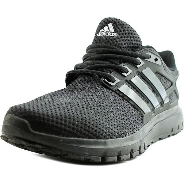 Adidas Energy Cloud WTC M Men Round Toe Synthetic Black Running Shoe
