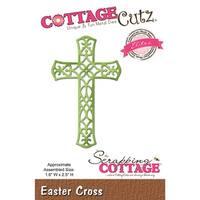 "Cottagecutz Elites Die -Easter Cross, 1.6""X2.5"""