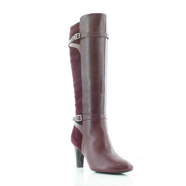 Ralph Lauren Sabeen Women's Boots Port - 5