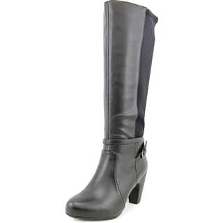 Easy Spirit Patrina Round Toe Synthetic Knee High Boot|https://ak1.ostkcdn.com/images/products/is/images/direct/9e63caf924b8ffc6fffc4153c7f486c25a7078b1/Easy-Spirit-Patrina-Round-Toe-Synthetic-Knee-High-Boot.jpg?impolicy=medium