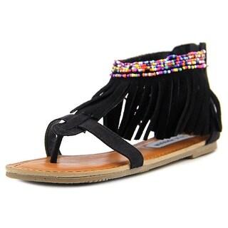 Steve Madden Eriin Open Toe Canvas Sandals