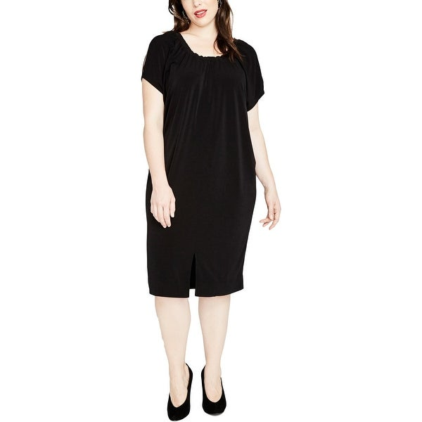 Rachel Roy Discount Gowns: Shop Rachel Rachel Roy Womens Plus Wear To Work Dress