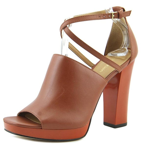 Calvin Klein Baida Women Brandy Sandals