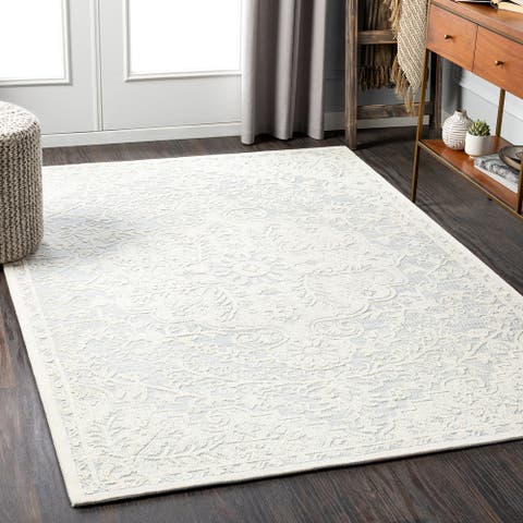 Confection Traditional Wool Handmade Area Rug