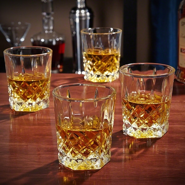 St. Lorenz Whiskey Glasses, Set of 4