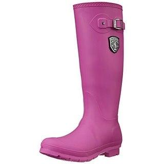 Kamik Womens Jennifer Wellington Boots Rubber Knee-High - 6 medium (b,m)