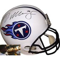 DeMarco Murray signed Tennessee Titans Riddell Full Size Replica Helmet 29 Murray Hologram