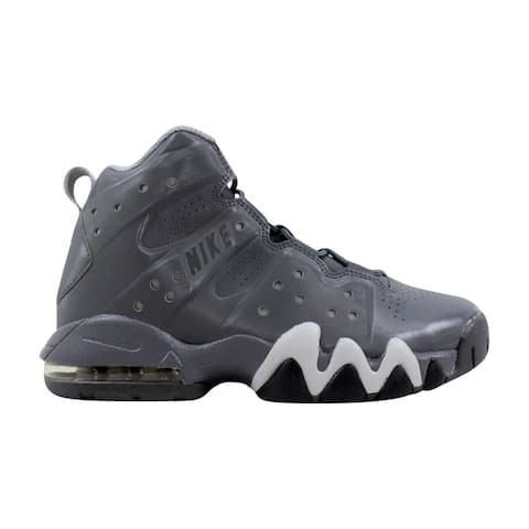 baf914a4f6dc6b Nike Air Max Barkley Dark Grey Dark Grey-White-Wolf Grey 488245-