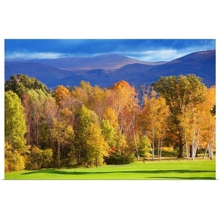 """""""Landscape in Vermont"""" Poster Print"""