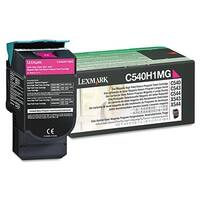 Lexmark - Bpd Supplies - C540h1mg