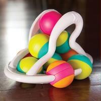 Fat Brain Toys ROLLIGO Baby Toy - multi