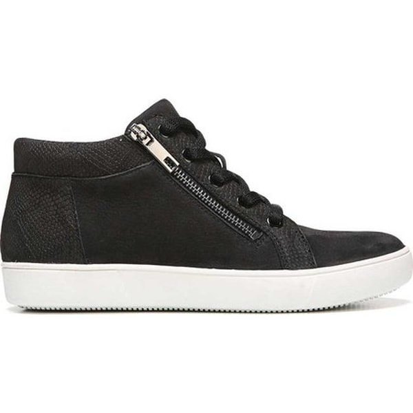 Motley Sneaker Black Nubuck