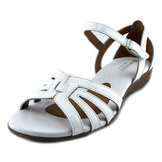 Naturalizer Caliah N/S Open Toe Leather Gladiator Sandal