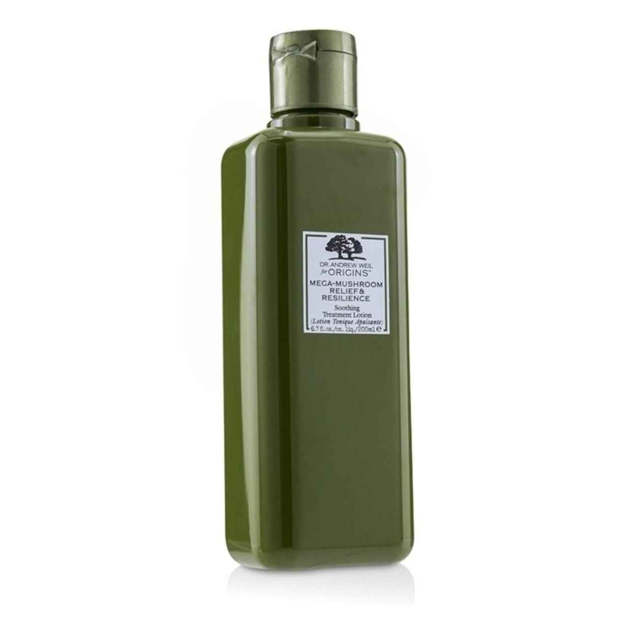 Origins Dr Andrew Mega-Mushroom Skin Relief & Resilience Soothing Treatment Lotion 200Ml/6 7Oz