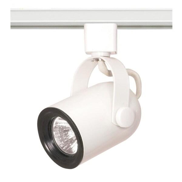 "Nuvo Lighting TH315 1-Light 3-1/4"" High H-Track Track Head - White - N/A"