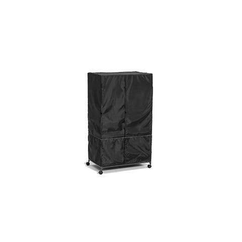 "Midwest Ferret and Critter Nation Cage Cover Black 36"" x 24"" x 58.5"" - 36"" x 24"" x 58.5"""