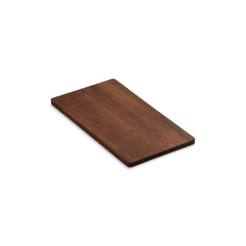 "Kohler Indio® Hardwood 18-1/4"" X 10-1/2"" Cutting Board (K-6165-Na)"