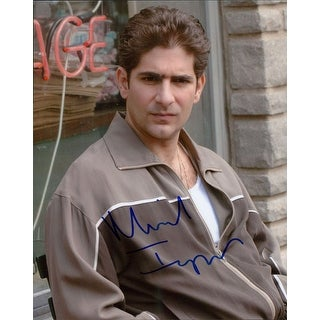 Signed Imperioli Michael 8x10 Photo autographed