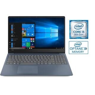 "Lenovo IdeaPad 330S Core i5-8250U 1TB HD 4GB+16GB Intel Optane 15.6"" WLED Laptop"