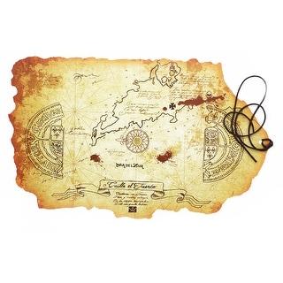 The Goonies Treasure Map - multi