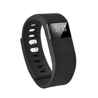 AGPtek Fitness Tracker IP67 Waterproof Bluetooth Smart Watch Support Steps Counter,Sleep Monitor,Message Reminder