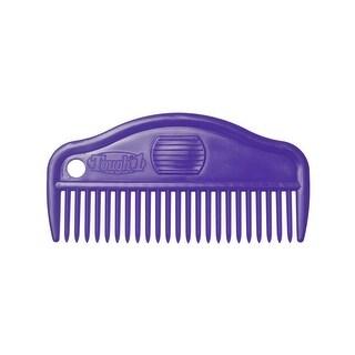 "Tough-1 Comb Grip 5"" Plastic Detangling Grooming Tool"
