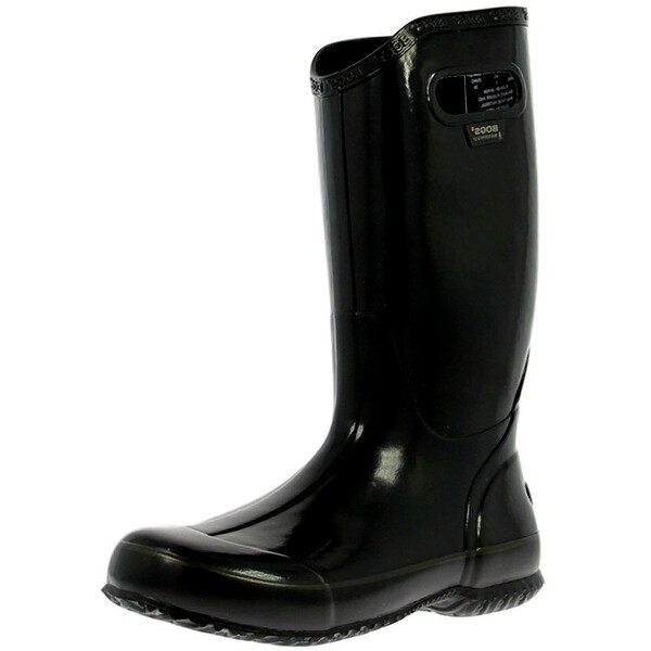 Bogs Outdoor Boots Womens RainBoots Handles Rubber Waterproof