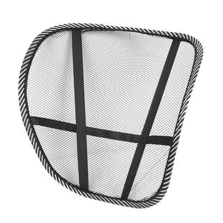 Unique Bargains Home Chair Truck Car Seat Cooling Air Flow Mesh Back Rest Support