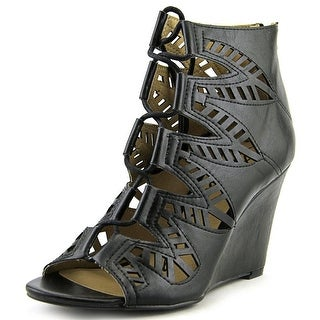 American Rag Lila Women Open Toe Synthetic Wedge Sandal