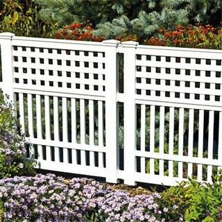 Suncast GVF3232 32 in Grand View Fence Menard - Pack of 8