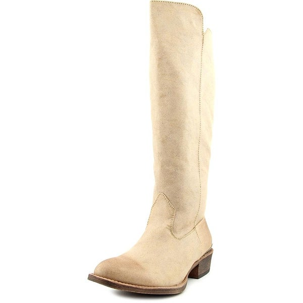 Coconuts By Matisse Ventura Women Pointed Toe Synthetic Knee High Boot