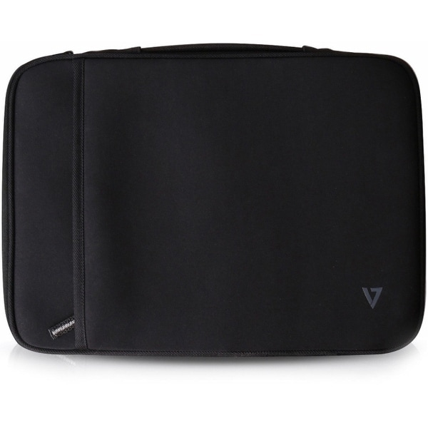 V7 notebook carrying cases cse4-blk-9n 13.3 in ultrabook nb sleeve