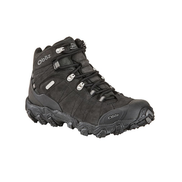 50943bb6b4a Shop Oboz Bridger Mid BDry Hiking Boot, Mens, Rubber Outsole ...