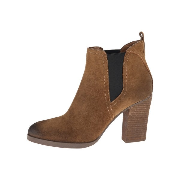 Marc Fisher Womens mallory Closed Toe Ankle Fashion Boots