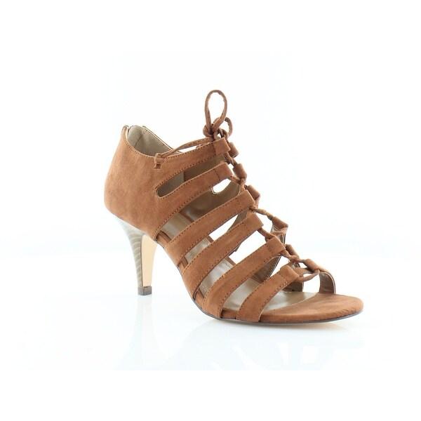 Style & Co. Hannde Women's Heels Chestnut