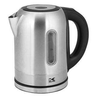Kalorik JK 40770 SS LED Water Kettle, Stainless Steel