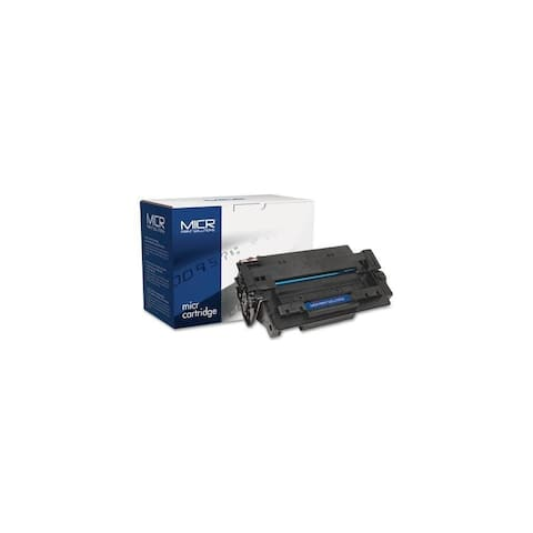 MICR Print Solutions 51AM MICR Toner Cartridge - Black 51AM MICR Toner Cartridge
