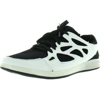 Miko Lotti 6A96-8 Mens Lightweight Lace Up Running Shoes