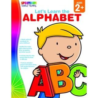 Spectrum Let's Learn: Alphabet