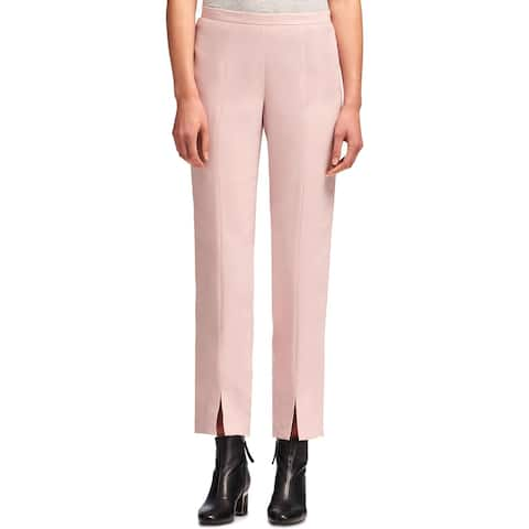 DKNY Womens Trouser Pants Straight Fit Office