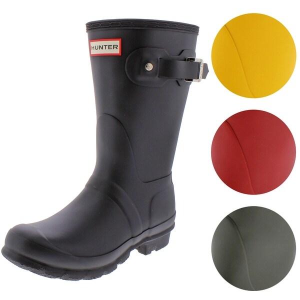 Hunter Women's Original Short Rain Boots. Opens flyout.