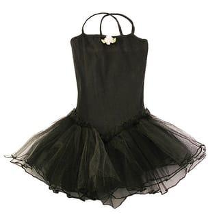 Reflectionz Black Rosette Tutu Leotard Dance Dress Toddler Girl 2T-8 (Option: 2t)|https://ak1.ostkcdn.com/images/products/is/images/direct/9e8ad68d2e77a987ad033d9d23e1d6f65a0e4f21/Reflectionz-Black-Rosette-Tutu-Leotard-Dance-Dress-Toddler-Girl-2T-8.jpg?impolicy=medium