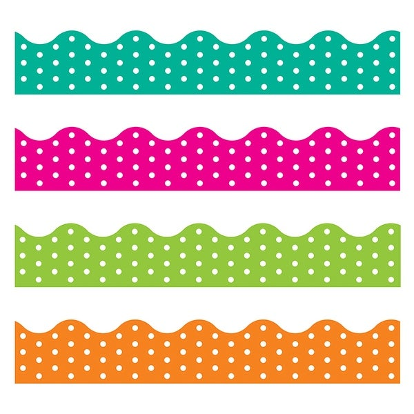 shop polka dots border variety pack free shipping on orders over