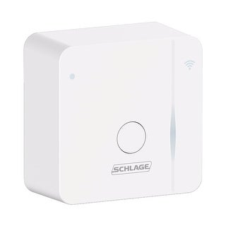 Schlage BR400 Sense Adapter with Bluetooth Technology and Wi-Fi Capability