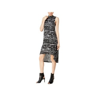 Kensie Womens Casual Dress Zig Zag Print Lined (2 options available)